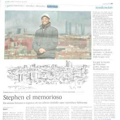 Stephen el memorioso - Media archive