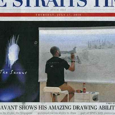 archive/full/The Straits Times COVER 17-07-14.jpg - Stephen Wiltshire media archive