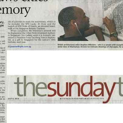 archive/full/The Sunday Times 06-07-14.jpg - Stephen Wiltshire media archive