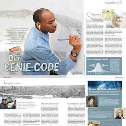 archive/full/genie_code.jpg - Stephen Wiltshire media archive