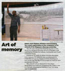Art of memory - Stephen Wiltshire press archive