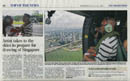 Artist takes to the skies - Stephen Wiltshire archive - what others say