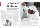 A Brush of Brilliance - Powerlist 2013 - Stephen Wiltshire press archive