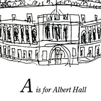 London Alphabet - A for Albert Hall - Gallery