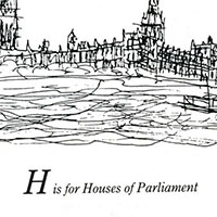 London Alphabet - H for Houses of Parliament - Gallery