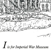 London Aplhabet - I for Imperial War Museum - Gallery
