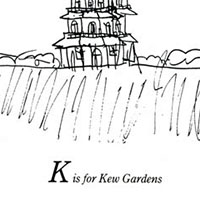 London Alphabet - K for Kew Gardens - Gallery