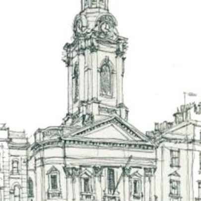 Church in Notting Hill 1998 - Drawings - Gallery