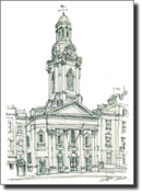 Church in Notting Hill 1998 - Originals for sale