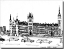 St Pancras Station 1988 - Originals for sale