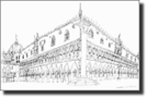 The Doges Palace, Venice 1989 - Originals for sale