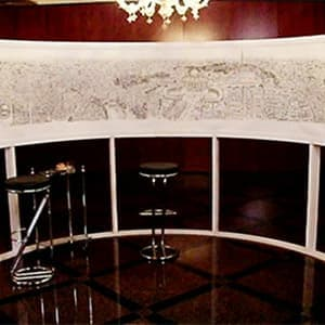 Rome Panorama print - Stephen Wiltshire drawings, originals, prints and limited editions - Prints for sale