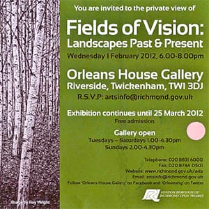Fields of Vision, Richmond