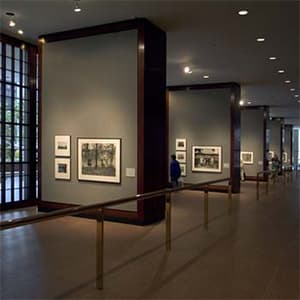 UBS Art Gallery, New York