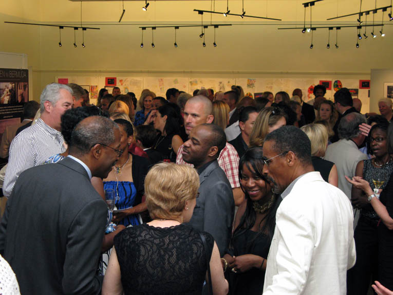 Auction at the Gallery