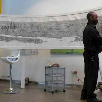 London Panorama print - Stephen Wiltshire drawings, originals, prints and limited editions - Prints for sale