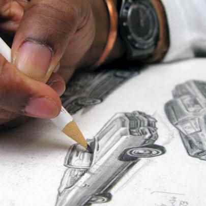 image_library/full/Drawings_of_classic_american_cars.jpg - Stephen Wiltshire media archive