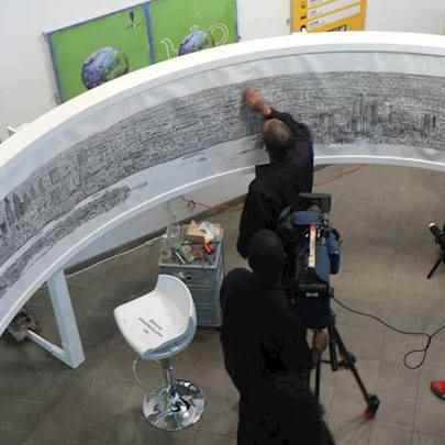 image_library/full/London_Panorama_from_above.jpg - Stephen Wiltshire media archive