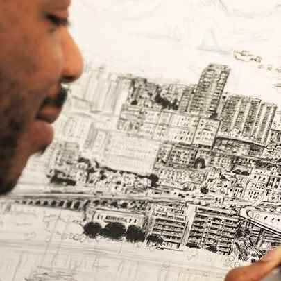image_library/full/Stephen_Wiltshire_draws_Monaco.jpg - Stephen Wiltshire media archive