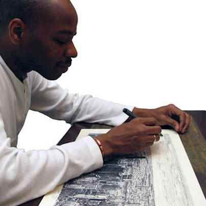 image_library/full/Working_on_a_commission_in_2008.jpg - Stephen Wiltshire media archive