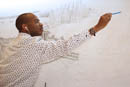 Artist at work - Stephen Wiltshire Image Library - Photo Album