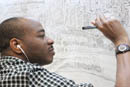 Drawing Singapore Panorama - Stephen Wiltshire image library