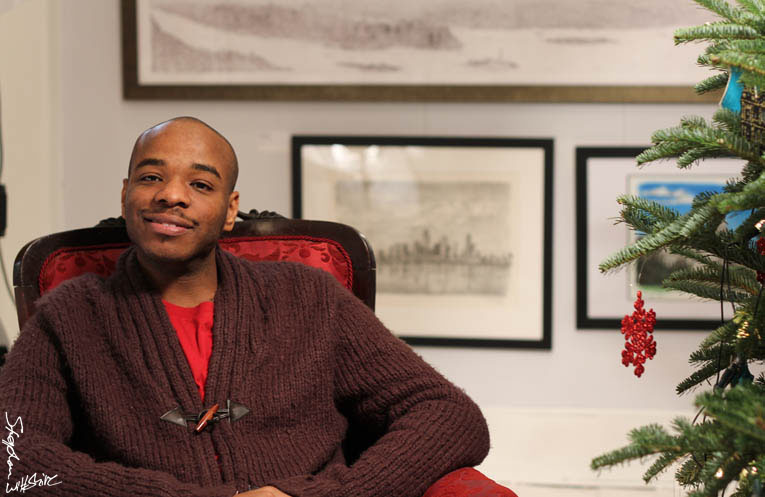 Interview in December 2010 - The Stephen Wiltshire Image Library - Photo Album