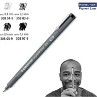 Staedtler Pigment Liner 0.05mm - Gifts & Merchandise for sale
