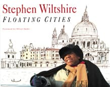 Stephen Wiltshire's Floating Cities