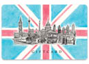 Stephen Wiltshire Gift card - London montage - gifts and merchandise by Stephen Wiltshire MBE