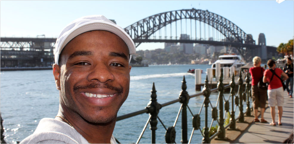 Stephen Wiltshire drawing Sydney