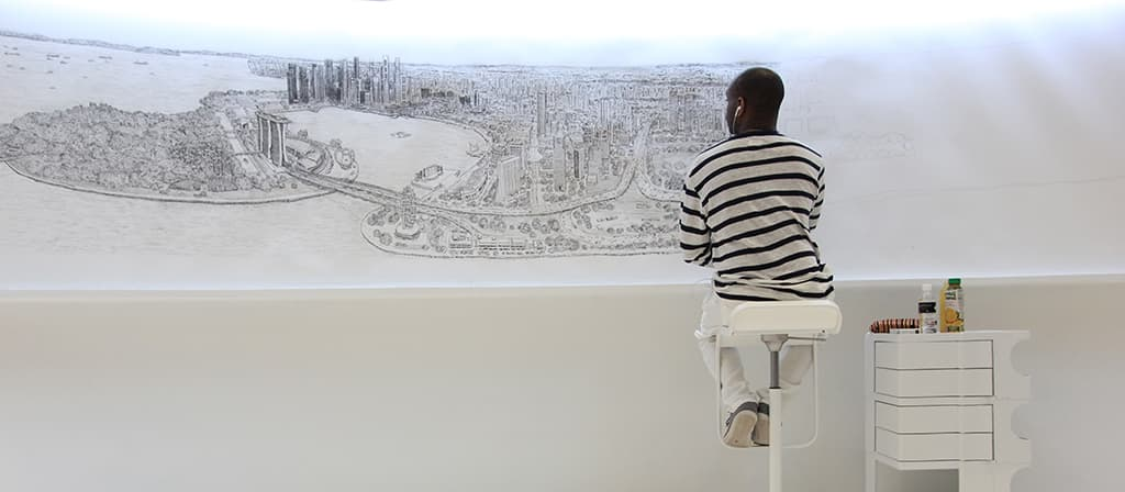 Stephen Wiltshire Drawing Competition