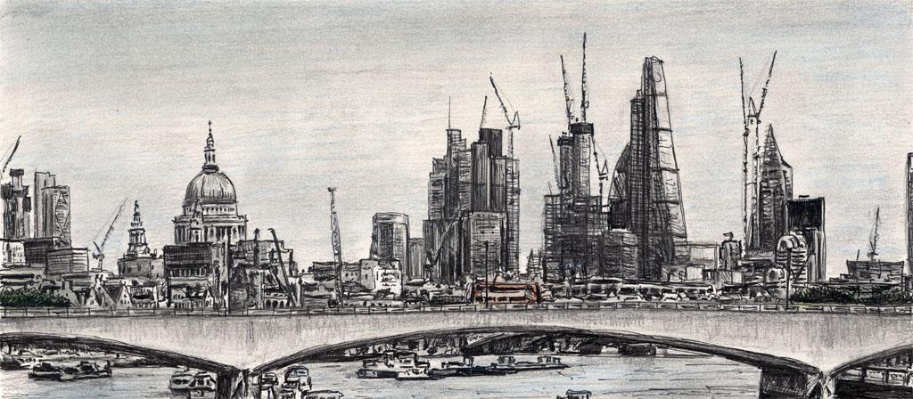 Stephen Wiltshire Drawings Paintings And Prints