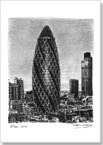G for Gherkin Building