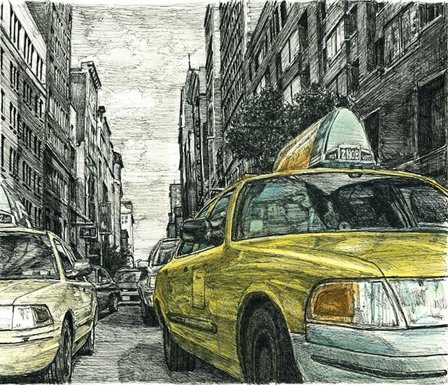 Sunday browsing with Stephen Wiltshire