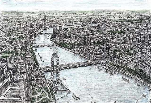 Stephen Wiltshire Limited Editions