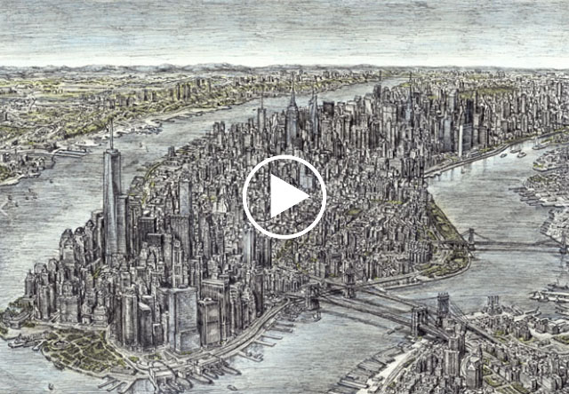 Stephen Wiltshire Viral Video