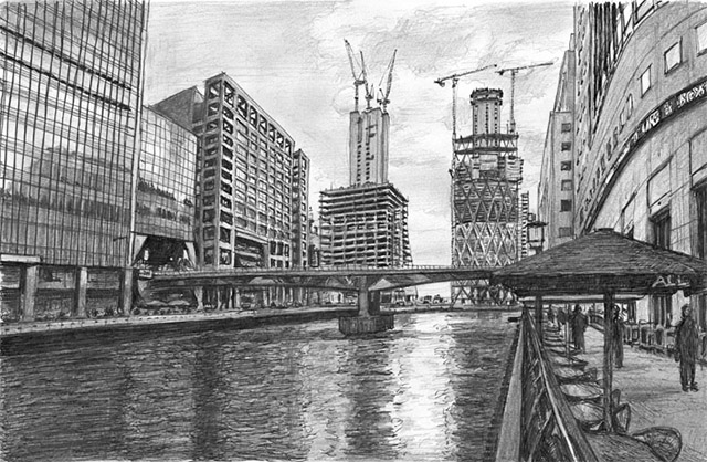 Free shipping with Stephen Wiltshire