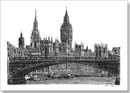 Houses of Parliament - Originals for sale