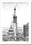 Shard of Glass from Parliament Hill - Originals for sale