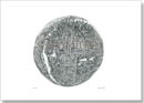 Globe of Imagination - Drawings - Originals for sale