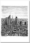 City of London skyline 2013 - Originals for sale