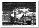 Big Ben and Westminster Bridge (London) - Originals for sale