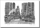 New York City, rush hour - Originals for sale