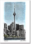 CN Tower, Toronto - Originals for sale
