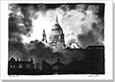 St Pauls Cathedral in the blitz - Originals for sale