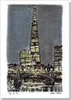 The Shard at night - Originals for sale