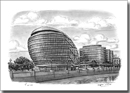 New Mayors Office City Hall - Originals for sale