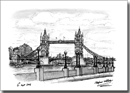 Tower Bridge 2006 - Originals for sale