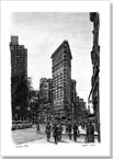 Flat Iron Building NY - Originals for sale